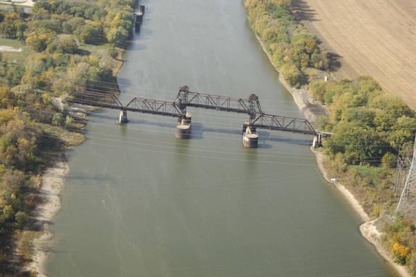 Elgin Joliet & Eastern RR Bridge