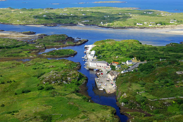Bunbeg Harbour