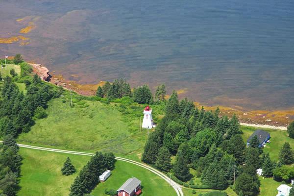Coldspring Head Lighthouse