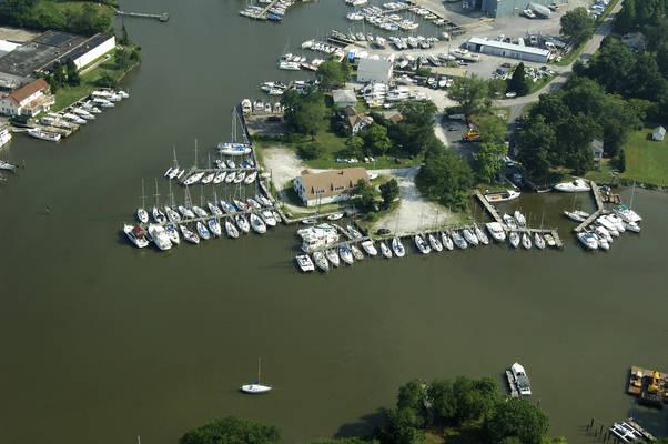 Leatherbury Point Marina