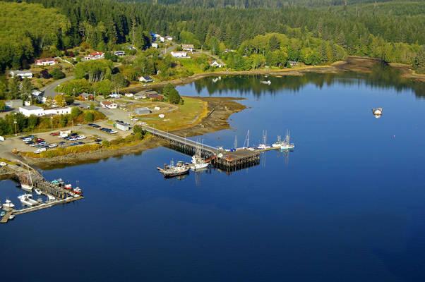 Coal Harbour Community Dock