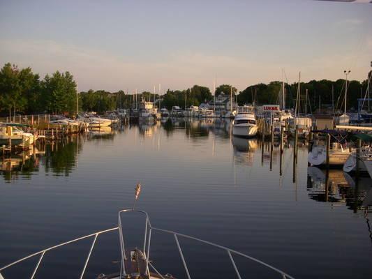 Silver Cloud Harbor Marina