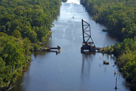 Chesapeake & Albemarle Bridge