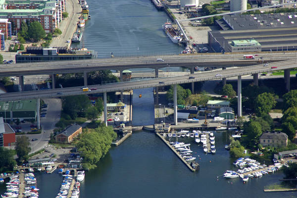Hammarby Lock