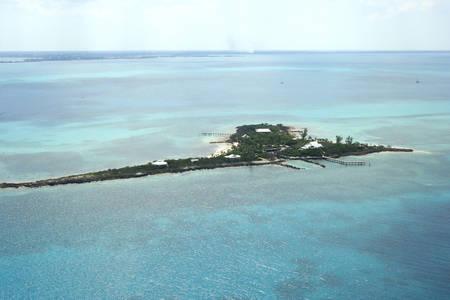 Sandy and Garden Cay