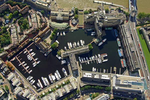 St. Katharine Docks Marina
