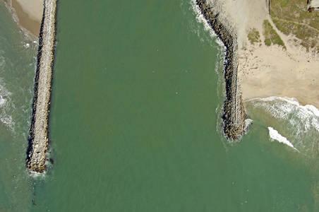 Moss Landing Harbor Inlet