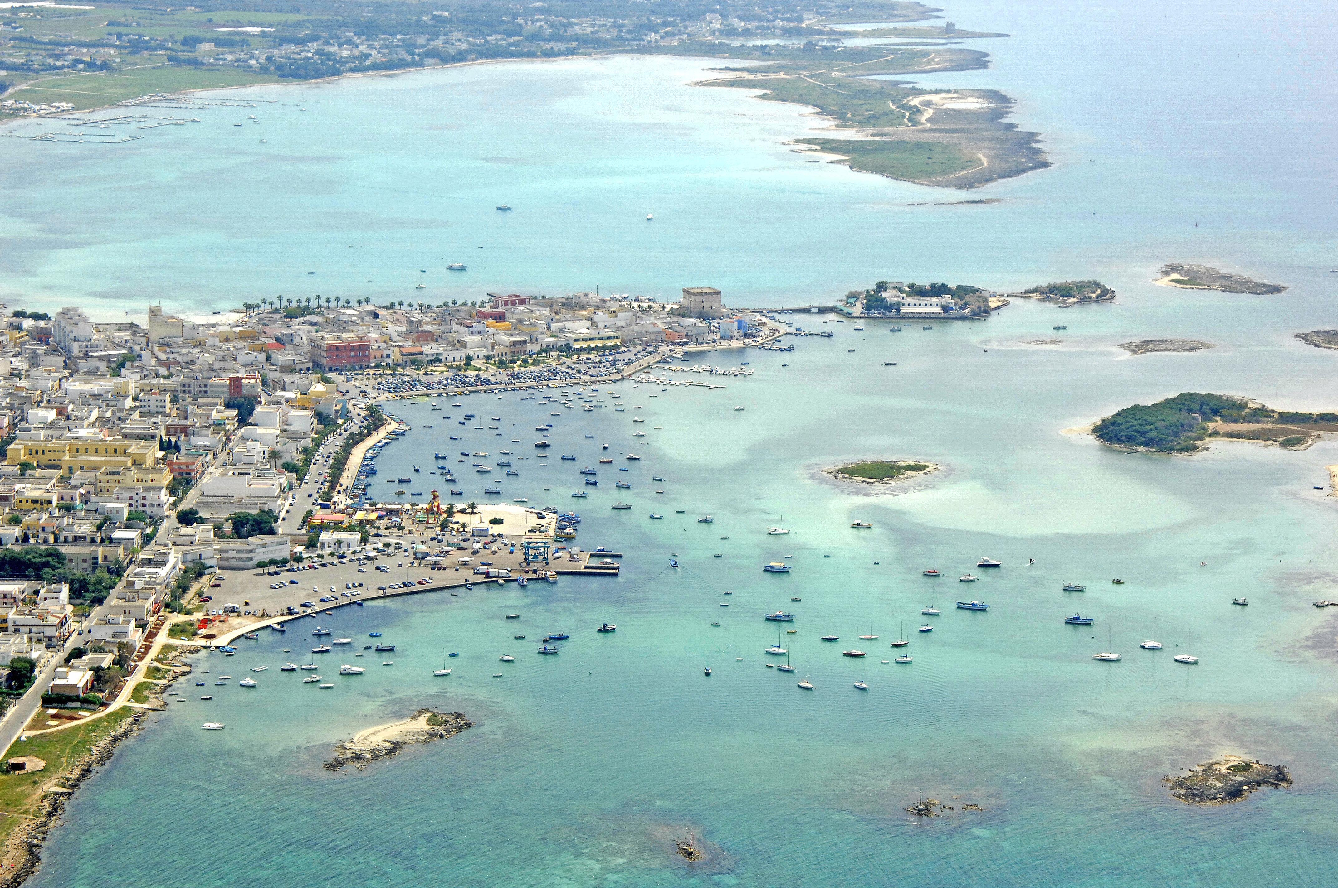 Porto Cesareo Marina in Porto Cesareo, Puglia, Italy - Marina Reviews -  Phone Number - Marinas.com