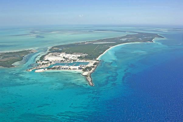 Chub Cay and Frazer's Hog Cay