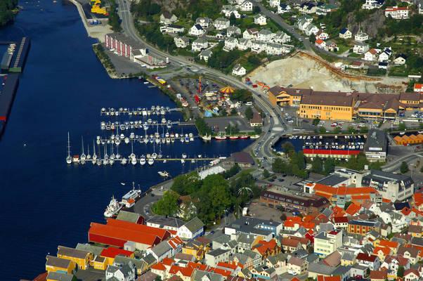 Egersund Gjestehavnen Yacht Harbour
