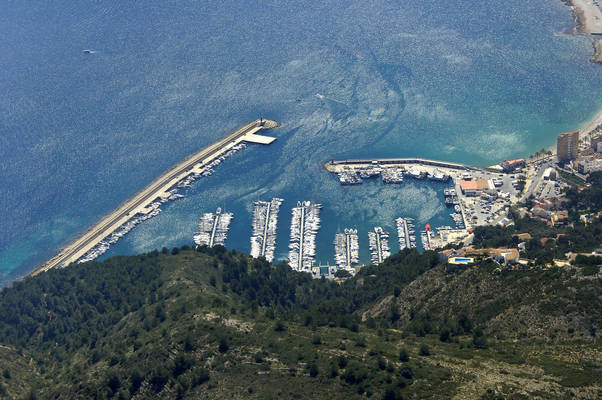 Club Nautico de Javea Marina