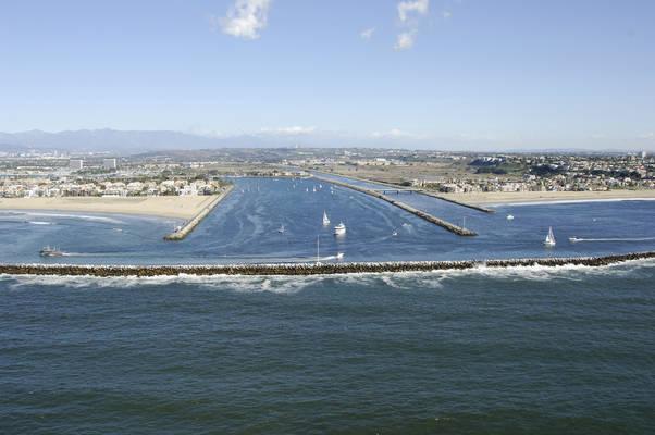 Marina del Rey Inlet