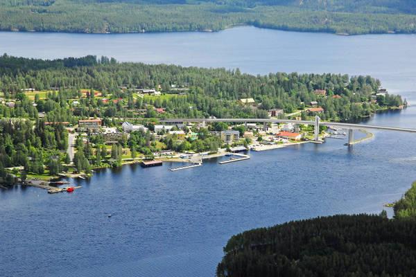 Puumalansalmi Harbour