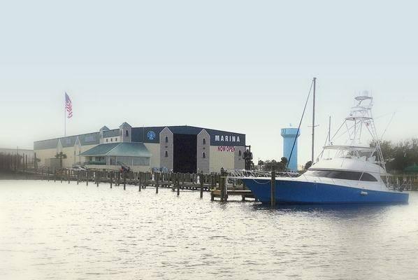 Biloxi Boardwalk Marina
