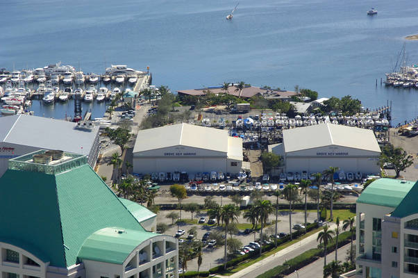 Grove Key Marina