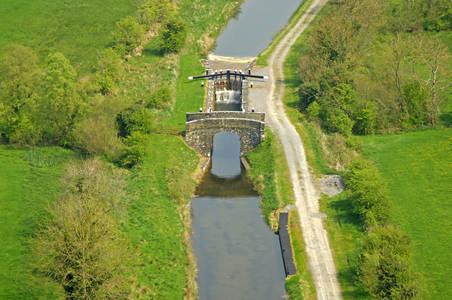 Royal Canal Lock 37