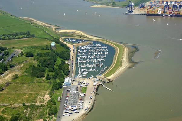 Shotley Marina
