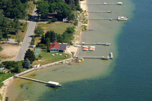 Portage Lake Yacht Club