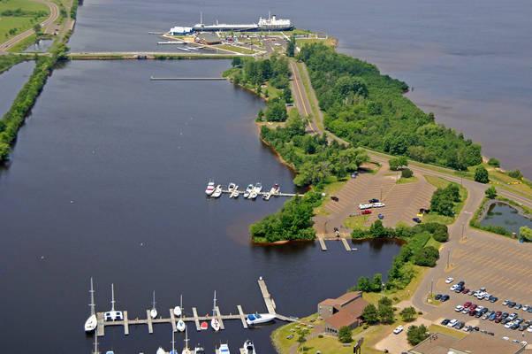 Superior Charter Dock Marina