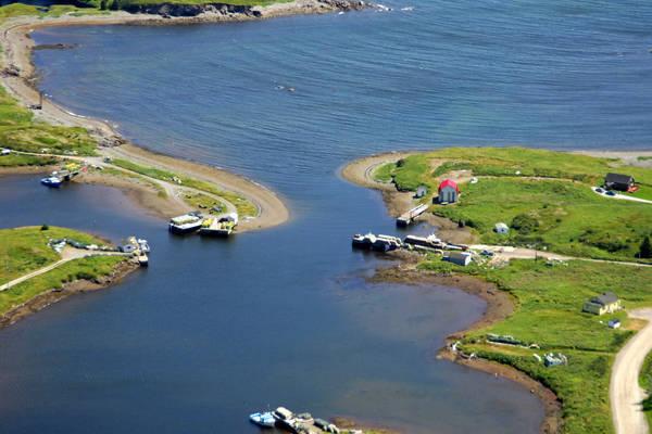 Little Lorraine Harbour Inlet