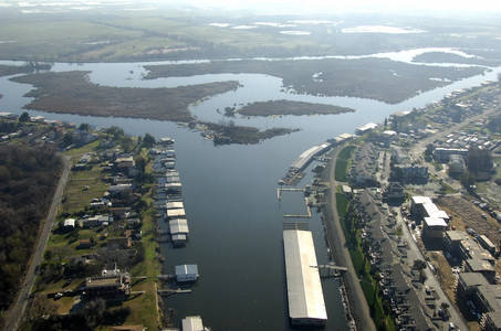 Dutch Slough East Inlet