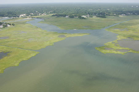 Absecon Creek Inlet