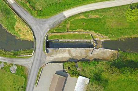 Royal Canal Lock 39
