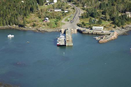 Letete-Deer Island Ferry