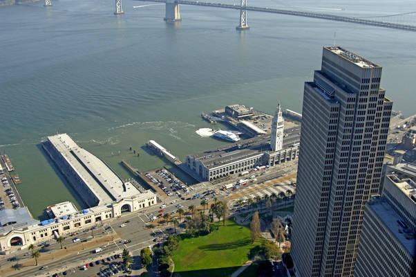 Port of San Francisco Ferry Terminal