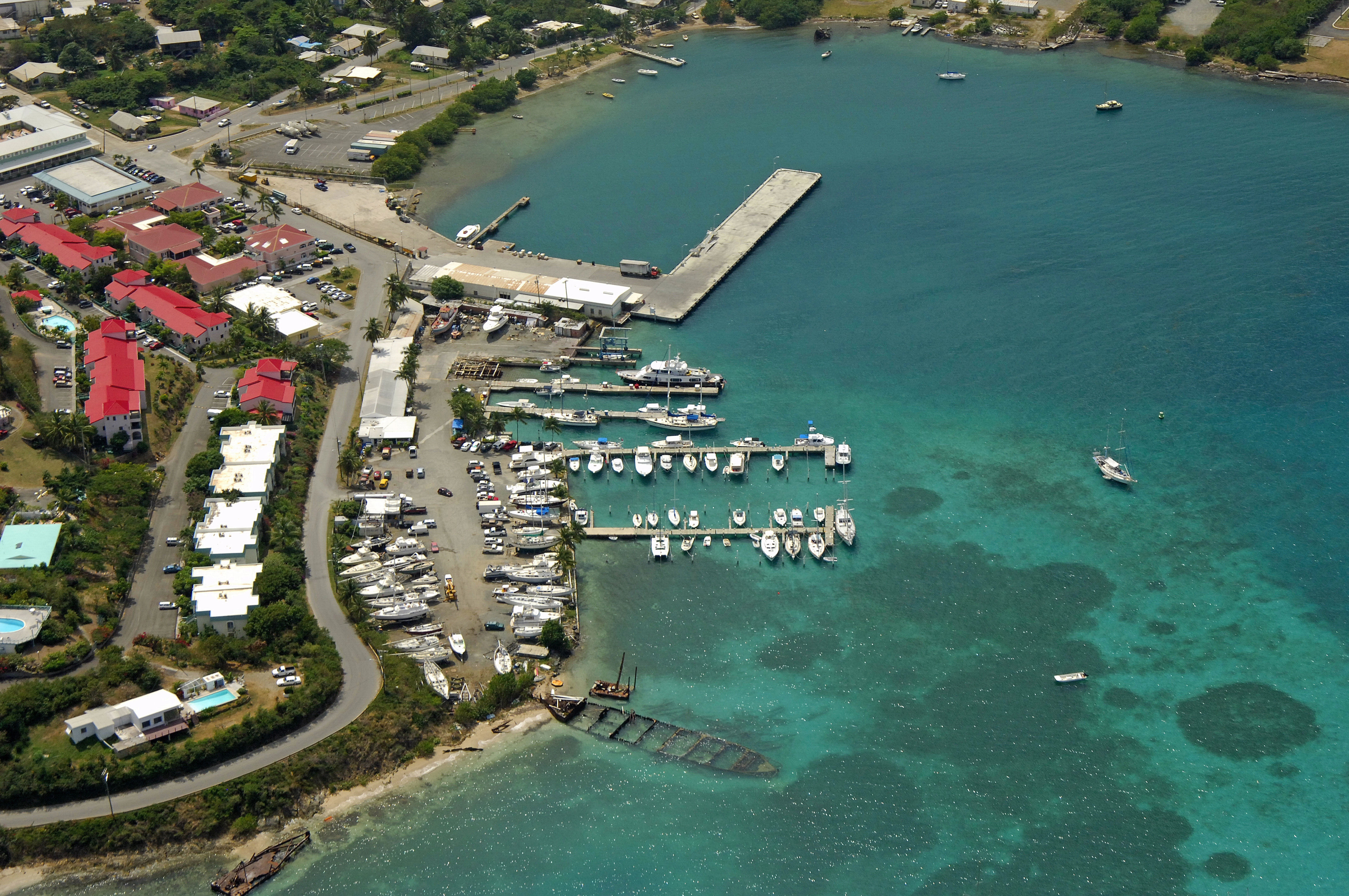 St Croix Marine In Christiansted St Croix U S Virgin Islands Marina Reviews Phone Number