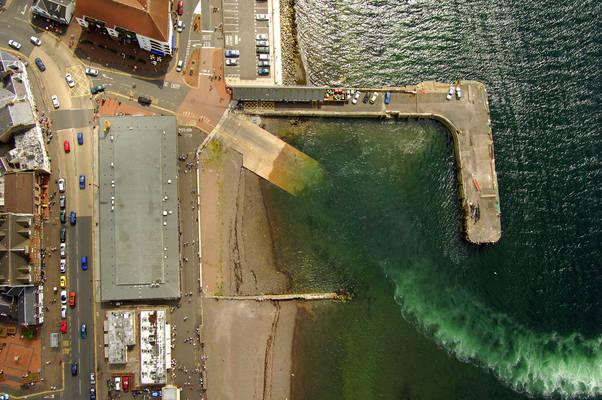 Largs Caledonian MacBrayne Ferry Terminal