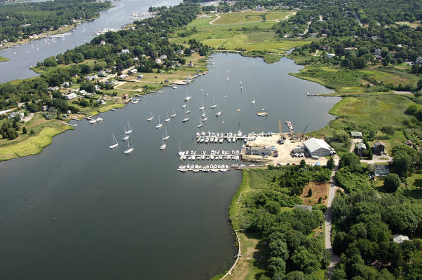 Watch Hill Boat Yard