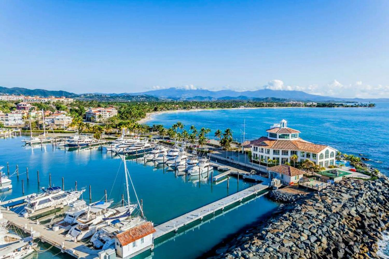 The Yacht Club Marina At Palmas Del Mar Slip Dock
