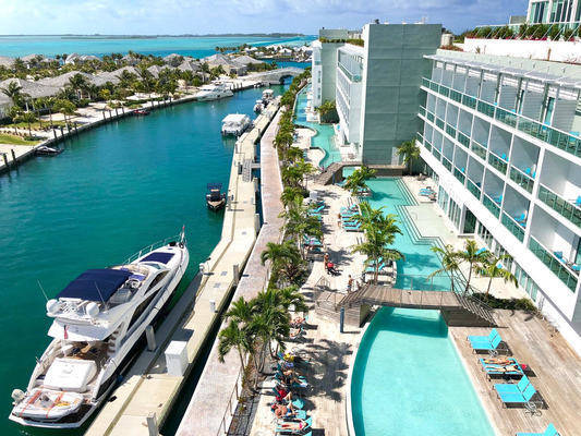 Resorts World Bimini Dock
