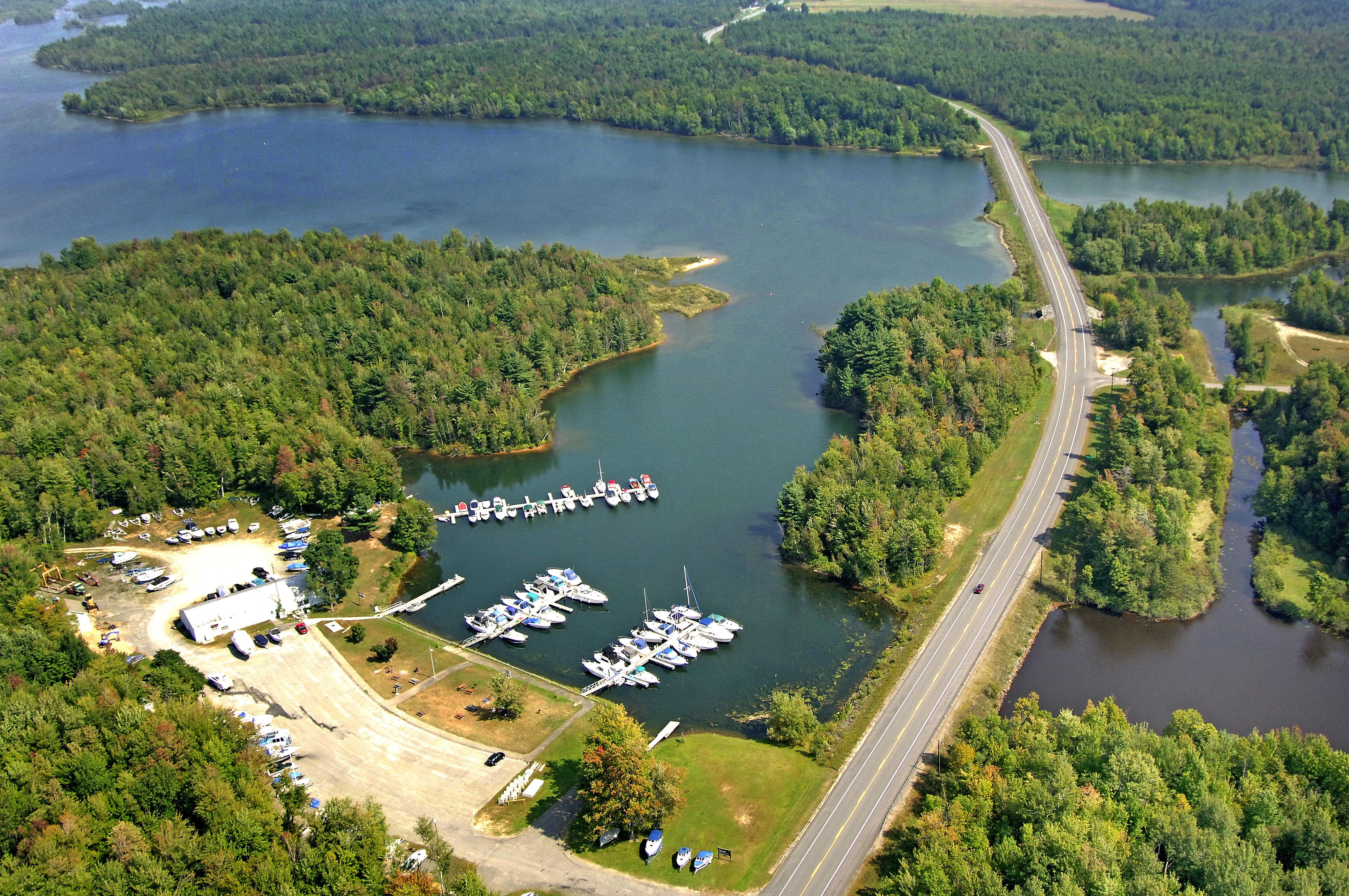 Coles Creek Marina In Waddington Ny United States Marina Reviews Phone Number Marinas Com