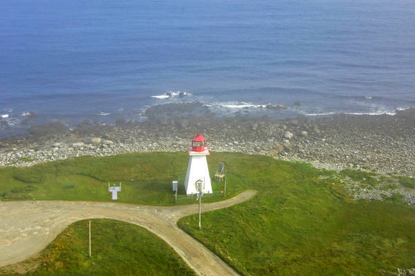 Baccaro Point Lighthouse