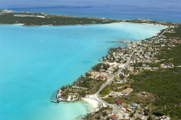 Great Guana Cay Anchorage