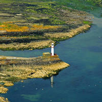 Ardglass Pier Lighthouse