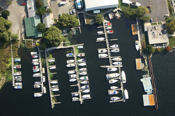 White Bay Marina