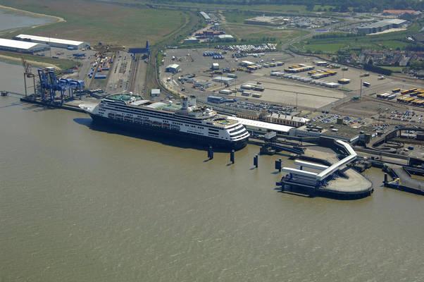 Harwich Ferry Port