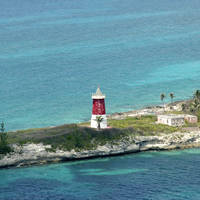 Gun Cay Light