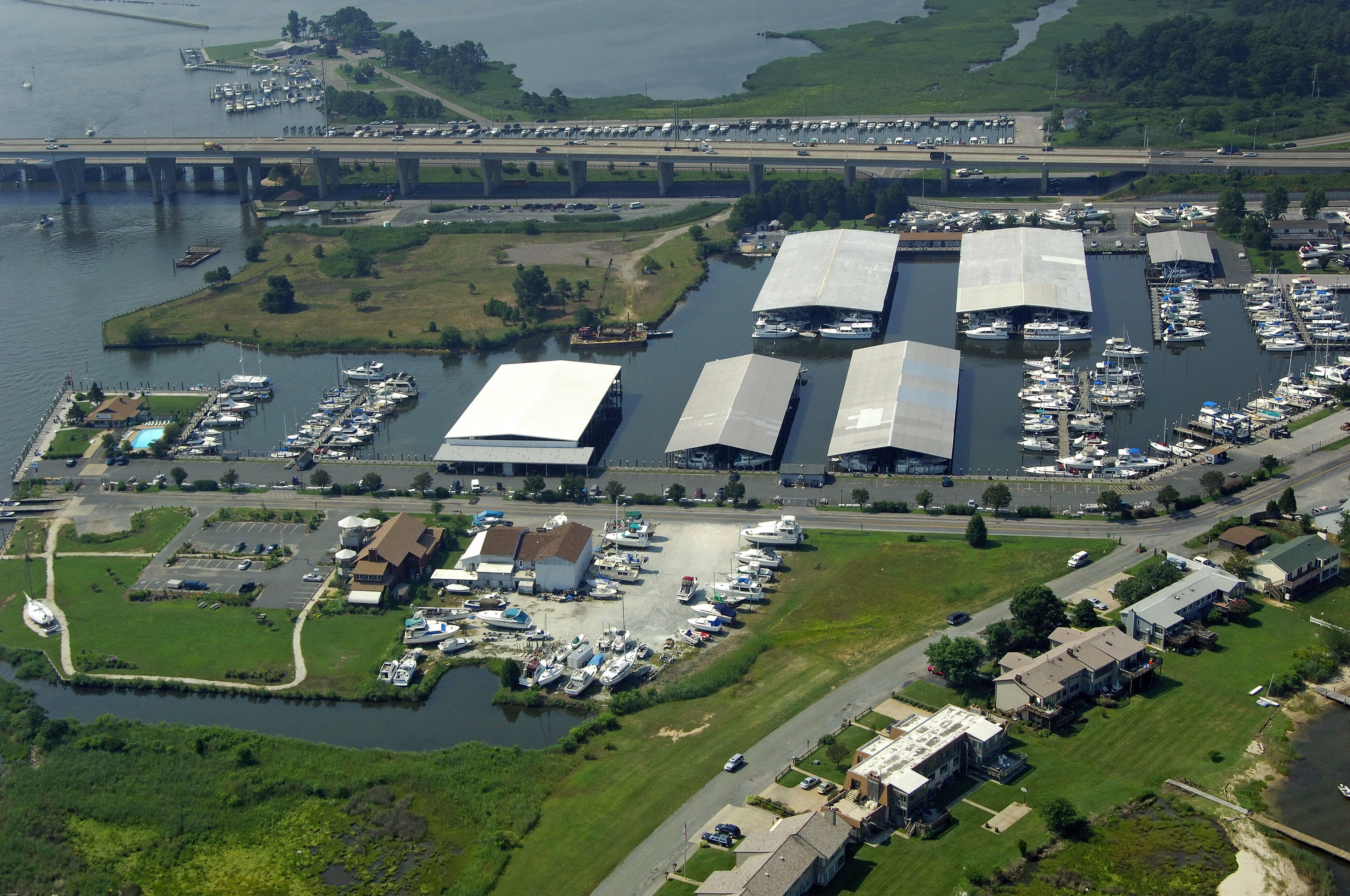 Piney Narrows Yacht Haven in Chester, MD, United States