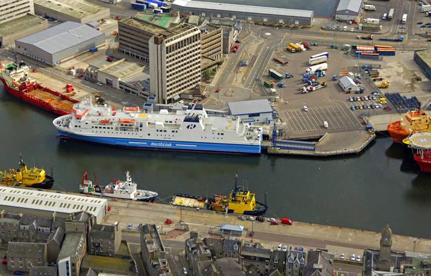 Aberdeen Ferry