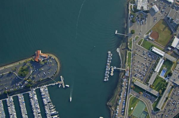 Harbor Island Inlet