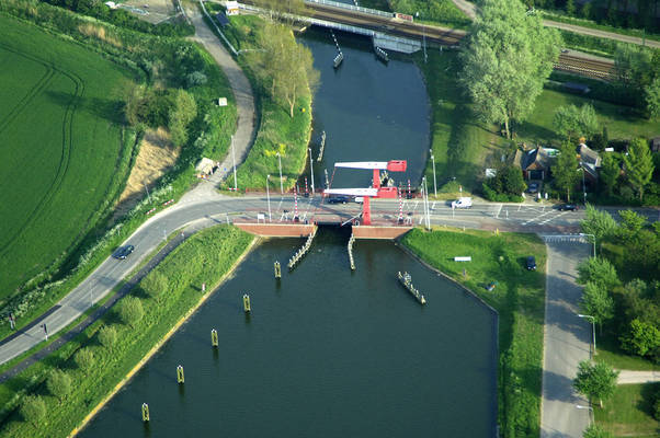 Arnemuiden Canal Bridge