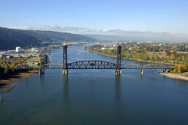 Willamette Railway Bridge