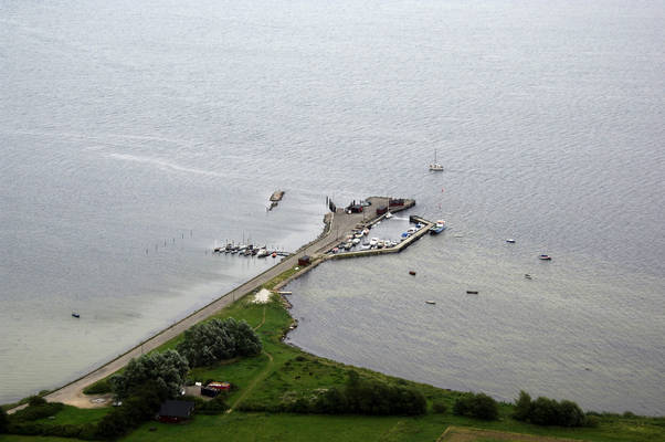 Strynø Anlægsbro