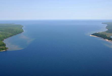Huron Bay  Inlet
