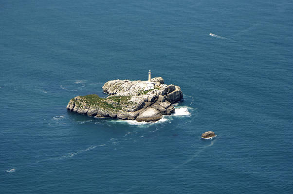 Mouro Island Light