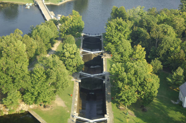 Rideau River Lock 41